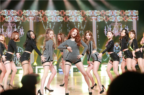 Girl's Day举行迷你5辑《GIRL`S DAY EVERYDAY #5》发售showcase