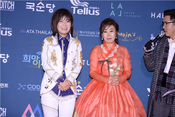 金宝城、金成洙等出席韩国All Together Asia Awards